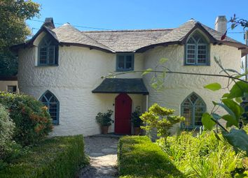 Philleigh, Truro TR2. 4 bed cottage for sale