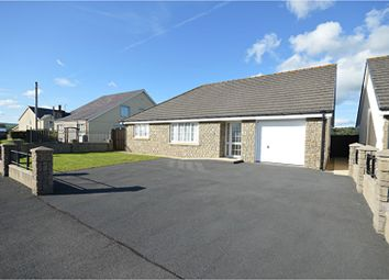 Thumbnail 3 bed detached bungalow for sale in Station Road, Carmarthen