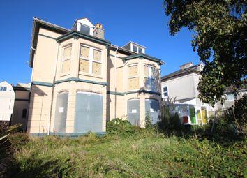 Thumbnail 10 bed detached house for sale in De La Hay Avenue, Stoke, Plymouth