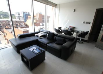 Thumbnail 1 bed flat to rent in Rama Apartments, 17 St Anns Road, Harrow, Middlesex