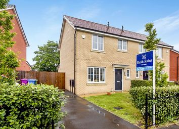 Thumbnail 3 bed semi-detached house for sale in Heathwaite Crescent, West Derby, Liverpool