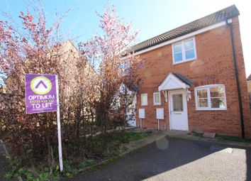 Thumbnail 2 bed semi-detached house to rent in Salix Road, Hampton Hargate