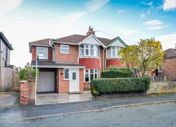 Thumbnail 4 bed semi-detached house for sale in Arderne Road, Timperley, Altrincham