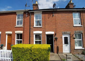 Thumbnail 2 bedroom terraced house for sale in Albert Street, Colchester, Essex