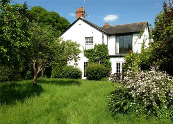 Thumbnail 4 bed detached house to rent in Cherry Tree Cottages, Neville Close, Waltham St Lawrence, Berkshire