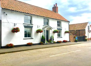 Thumbnail 4 bed detached house for sale in Back Street, Wold Newton, Driffield