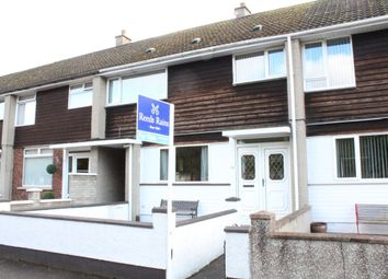 Thumbnail 3 bed terraced house for sale in Davarr Avenue, Dundonald, Belfast