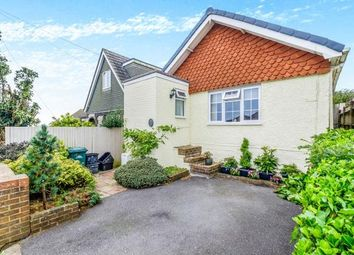 Thumbnail 3 bed bungalow for sale in Downsway, Woodingdean, Brighton, East Sussex