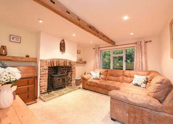 Thumbnail 2 bed terraced house for sale in Sunnyside, Swan Street, Kingsclere, Newbury