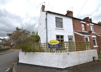 Thumbnail 2 bedroom end terrace house for sale in Bartons Lane, Market Drayton