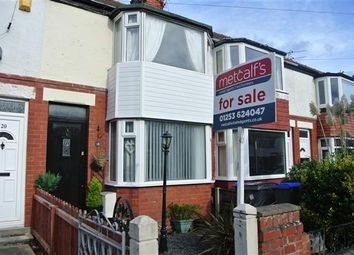 Thumbnail 2 bedroom terraced house for sale in Collyhurst Avenue, Blackpool