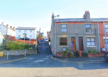 Thumbnail 2 bed terraced house to rent in Greenbank Terrace, Denbigh, Denbighshire