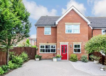 Thumbnail 3 bed detached house for sale in Auchinleck Close, Driffield