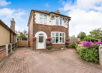 Thumbnail 3 bedroom detached house for sale in Dane Bank Road, Northwich
