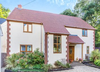 Thumbnail 4 bed detached house for sale in Church Hill, Templecombe