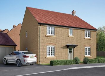 """Thumbnail 5 bed detached house for sale in """"The Attingham"""" at Isemill Road, Burton Latimer, Kettering"""