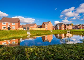 "Thumbnail  Detached house for sale in ""Burford"" at The Walk, Withington, Hereford"