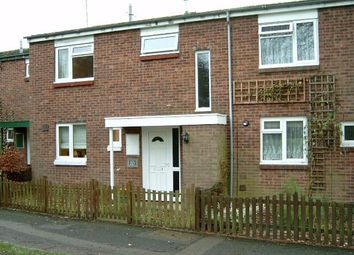 Thumbnail 3 bedroom detached house to rent in Goodrich Close, Redditch