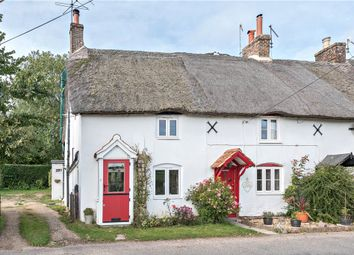 Thumbnail 2 bed end terrace house for sale in Lower Street, Winterborne Whitechurch, Blandford Forum, Dorset