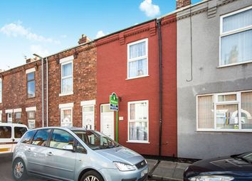 Thumbnail 2 bed terraced house to rent in Gordon Street, Goole