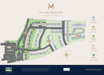 Thumbnail 4 bed detached house for sale in Sli Na Manach, Mungret, Limerick