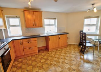 Thumbnail 2 bed duplex for sale in Greyfriars Court, Heanor, Derbyshire