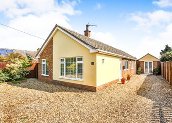 Thumbnail 4 bed detached bungalow for sale in Primrose Road, Hingham, Norwich