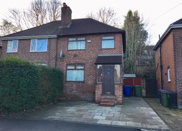 Thumbnail 3 bed semi-detached house for sale in Hazelwood Road, Hazel Grove, Stockport