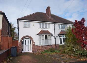 Thumbnail 3 bed semi-detached house for sale in Maple Road, Sutton Coldfield