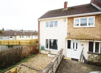 3 bed end terrace house to rent in Bampfylde Way, Plymouth PL6