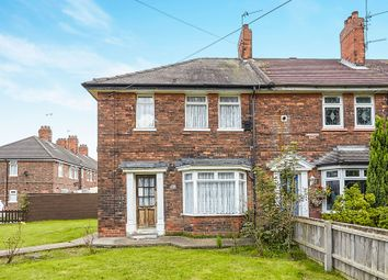 Thumbnail 3 bedroom end terrace house for sale in Falsgrave Grove, Hull