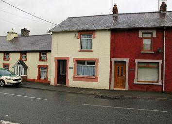 Thumbnail 3 bed terraced house for sale in Ebenezer Street, Newcastle Emlyn
