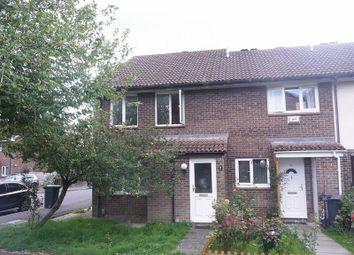 Thumbnail 1 bed maisonette to rent in Chandos Close, Grange Park, Swindon