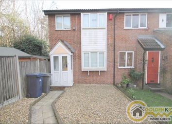 Thumbnail 3 bed semi-detached house to rent in Darwin Close, Southgate