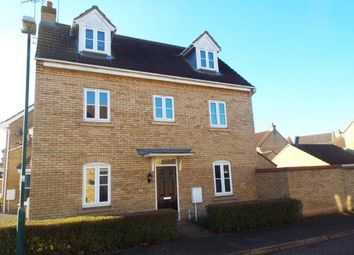 Thumbnail 4 bedroom detached house for sale in Humphreys Street, Peterborough, Cambridgeshire