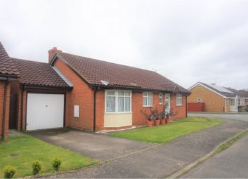 Thumbnail 3 bed detached bungalow for sale in The Russets, Upwell, Nr Wisbech