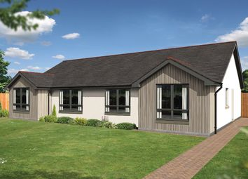 Thumbnail 2 bedroom bungalow for sale in Schoolfield Road, Rattray, Blairgowrie