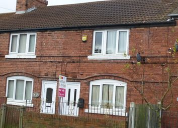 Thumbnail 1 bed terraced house for sale in Burns Road, Maltby