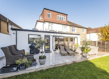 Thumbnail 5 bed semi-detached house to rent in Beechcroft Avenue, New Malden
