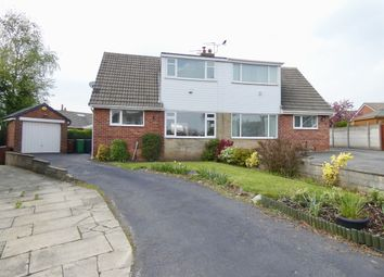 Thumbnail 2 bed semi-detached house for sale in Richmondfield Crescent, Barwick In Elmet, Leeds