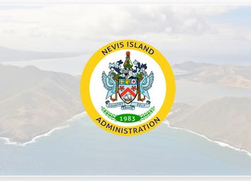 Thumbnail Villa for sale in Saint Paul Charlestown Parish, St Kitts & Nevis