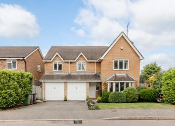Thumbnail 7 bed detached house for sale in Ribston Close, Radlett, Hertfordshire
