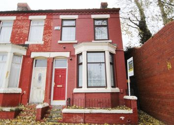 Thumbnail 3 bedroom terraced house for sale in Grafton Street, Dingle, Liverpool