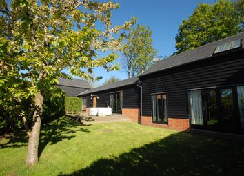 Thumbnail 4 bed detached house for sale in Buntingford Herts