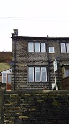 Thumbnail 1 bed terraced house to rent in Far Rough Lea, Reddisher Road, Marsden