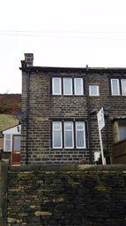 Thumbnail 1 bedroom terraced house to rent in Far Rough Lea, Reddisher Road, Marsden