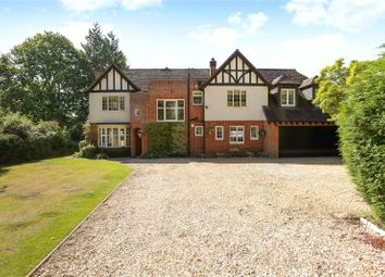Thumbnail 5 bed detached house for sale in Hocombe Road, Chandler's Ford, Hampshire
