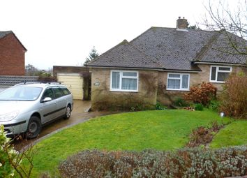 Thumbnail 2 bed semi-detached bungalow to rent in Hillview Road, Canterbury