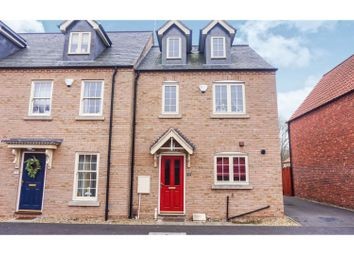 Thumbnail 4 bed detached house for sale in King Henry Chase, Peterborough