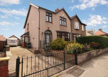 Thumbnail 3 bed semi-detached house for sale in West End Road, Morecambe, Lancashire